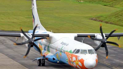 HS-PGB - ATR 72-212A(500) - Bangkok Airways