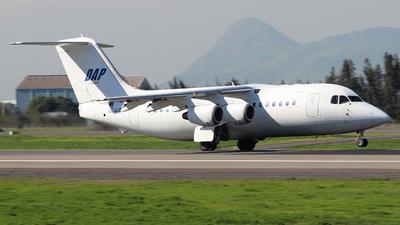 CC-AJS - British Aerospace Avro RJ85 - Aerovías DAP