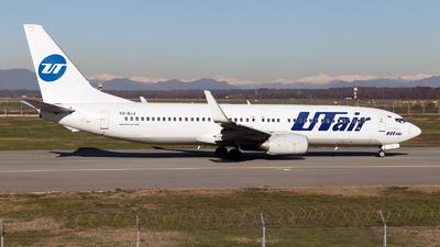 A picture of VQBJJ - Boeing 7378AS - UTair - © Fabrizio Gandolfo