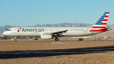 N521UW - Airbus A321-231 - American Airlines