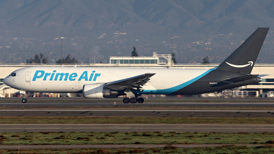 N1427A - Boeing 767-306(ER)(BCF) - Amazon Prime Air (Atlas Air)