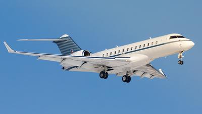 OE-IDO - Bombardier BD-700-1A10 Global Express XRS - Global Jet Austria