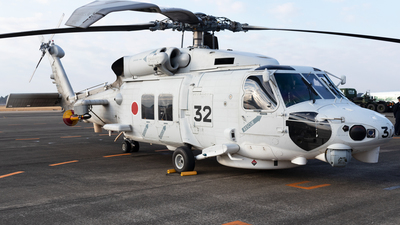 8432 - Mitsubishi SH-60K - Japan - Maritime Self Defence Force (JMSDF)