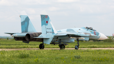 RF-90751 - Sukhoi Su-27P Flanker - Russia - Air Force