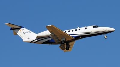 D-CLIK - Cessna 525 Citationjet CJ4 - DALaviation