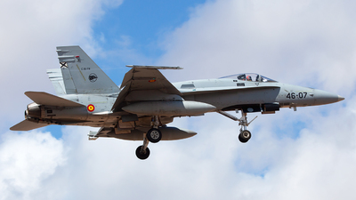 C.15-79 - McDonnell Douglas F/A-18A+ Hornet - Spain - Air Force