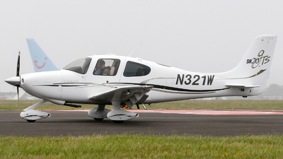 A picture of N321W - Cirrus SR20 - [1727] - © mark p