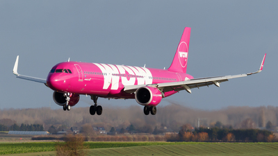TF-DTR - Airbus A321-253N - WOW Air