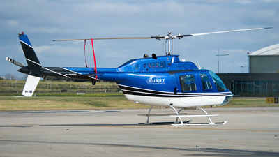 A picture of VHVBX - Bell 206B JetRanger III - [3385] - © George Canciani