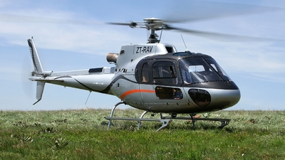 ZT-RAV - Eurocopter AS 350B3 Ecureuil - Private