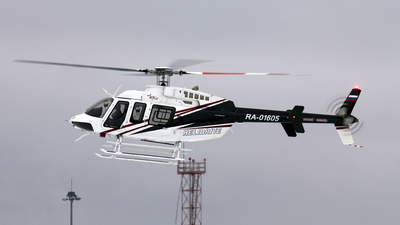RA-01605 - Bell 407GX - Private