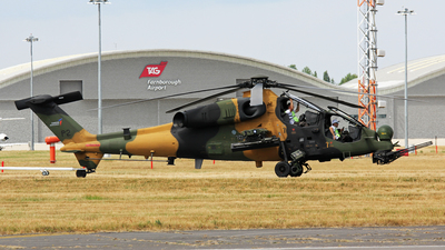 P2 - TAI T-129A ATAK - Turkish Aerospace Industries (TAI)