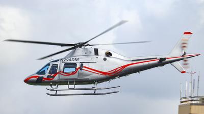 N794DM - Agusta A119 Koala - Private