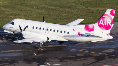 A picture of URCGQ - Saab 340A - MRK Airlines - © Oleksandr Smerychansky