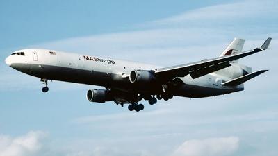 N274WA - McDonnell Douglas MD-11(F) - MASkargo (World Airways Cargo)