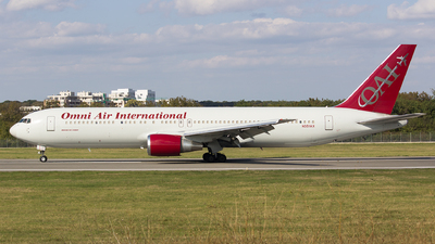 N351AX - Boeing 767-33A(ER) - Omni Air International (OAI)
