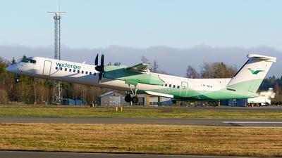 LN-WDF - Bombardier Dash 8-Q402 - Widerøe