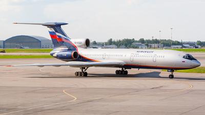 RA-85661 - Tupolev Tu-154M - Aeroflot