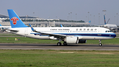 A picture of B322V - Airbus A320251N - China Southern Airlines - © nibrage