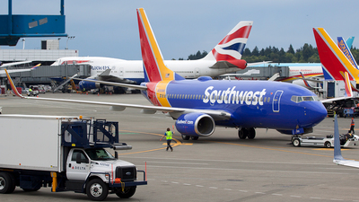 N568WN - Boeing 737-76N - Southwest Airlines