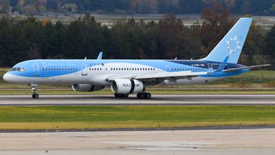 G-OOBD - Boeing 757-28A - TCS Worldwide