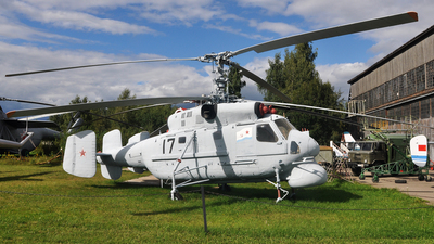 17 - Kamov Ka-25PL Hormone-A - Soviet Union - Air Force