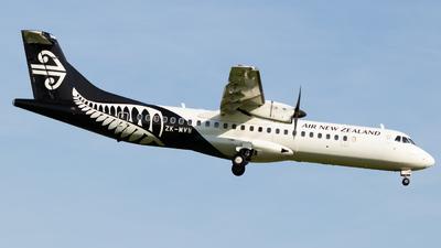 ZK-MVW - ATR 72-212A(600) - Air New Zealand Link (Mount Cook Airline)