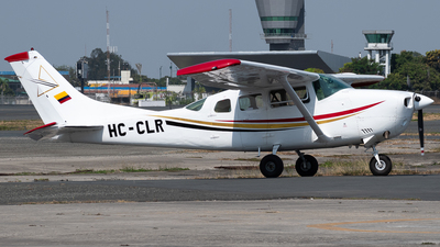 HC-CLR - Cessna TU206B Turbo Stationair - Alpha Wings