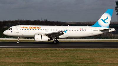 A picture of TCFHG - Airbus A320232 - Freebird Airlines - © Sotos