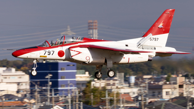 16-5797 - Kawasaki T-4 - Japan - Air Self Defence Force (JASDF)