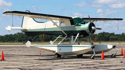 N6653K - De Havilland Canada DHC-2 Mk.I Beaver - Private