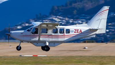 ZK-ZEA - Gippsland GA-8 Airvan - Glenorchy Air