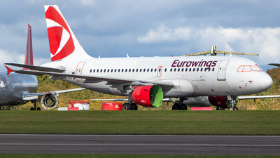 OK-NEN - Airbus A319-112 - Eurowings (CSA Czech Airlines)