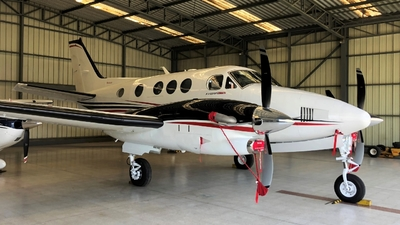 N610LL - Beechcraft C90GTx King Air - Private