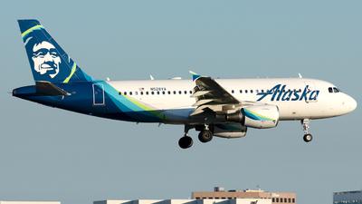 A picture of N528VA - Airbus A319112 - [3445] - © Jordan Louie