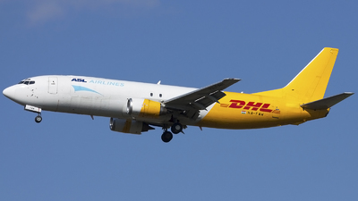 HA-FAW - Boeing 737-476(SF) - DHL (ASL Airlines)