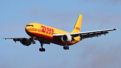 A picture of DAEAQ - Airbus A300B4622R(F) - DHL - © Justin Stöckel