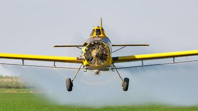 EC-EUH - Air Tractor AT-501 - AgricolAir