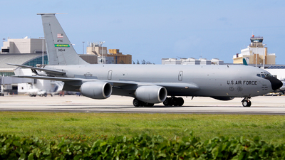 63-8044 - Boeing KC-135R Stratotanker - United States - US Air Force (USAF)