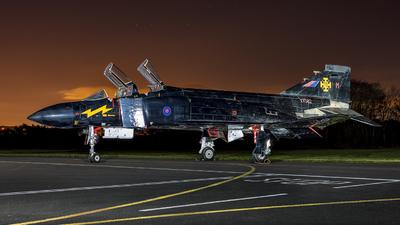 XV582 - McDonnell Douglas Phantom FG.1 - United Kingdom - Royal Air Force (RAF)