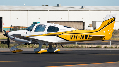 VH-NWE - Cirrus SR22-GTS - Private