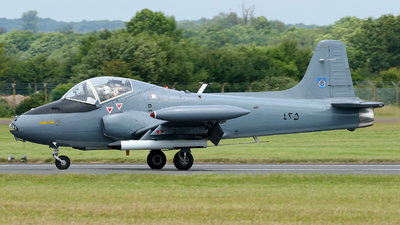 G-SOAF - British Aircraft Corporation BAC 167 Strikemaster - Private