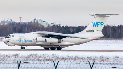 RA-76352 - Ilyushin IL-76TD - Abakan Air
