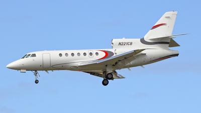 N221CB - Dassault Falcon 50EX - Private