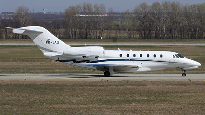 PR-JAQ - Cessna 750 Citation X - Private