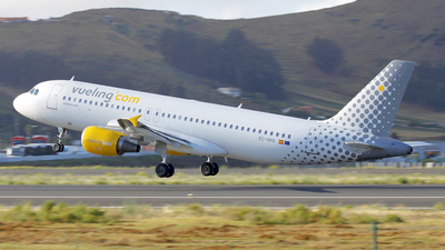 EC-HHA - Airbus A320-214 - Vueling Airlines