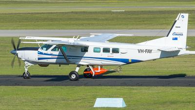 VH-FAY - Cessna 208B Grand Caravan - CGG Aviation