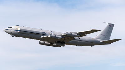 N404PA - Boeing 707-321B - United States - US Air Force (USAF)