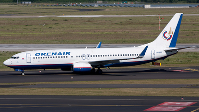 VP-BPG - Boeing 737-8AS - Orenair