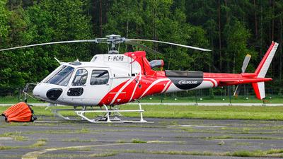 F-HCHB - Aérospatiale AS 350B3 Ecureuil - Helipoland